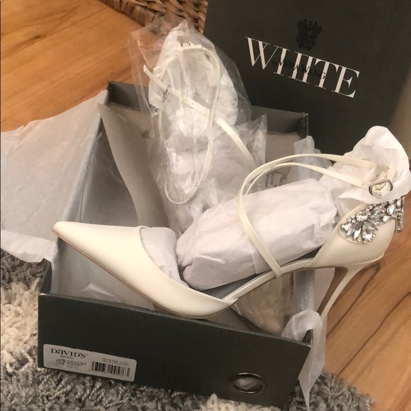 Vera Wang Wedding Shoes | Poshmark